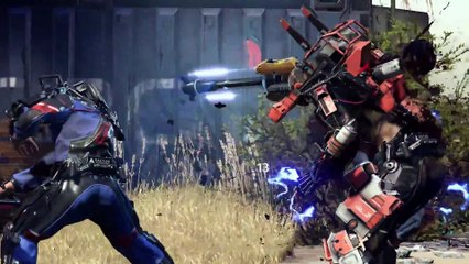 Target, Loot and Equip Trailer de The Surge