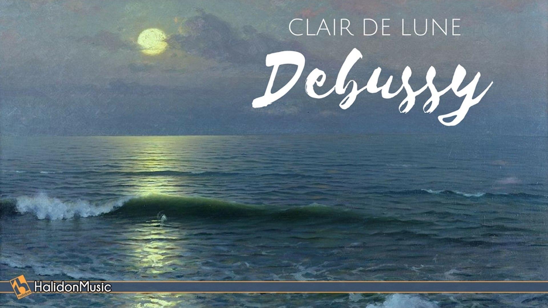 Giovanni Umberto Battel - Claude Debussy - Clair de Lune   Classical Piano  Music