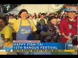 Dagupan's Bangus Festival: A yummy fish-tival | Unang Hirit