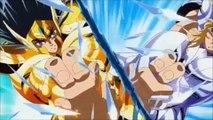 Square Tune Magician - Phoenix Genma Ken (Les chevaliers du zodiaque /Générique en entier)