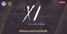 Le clip hommage au XI de Légende des 80 ans du TFC