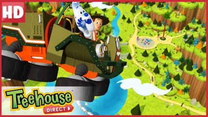 Welcome To Big Sky Park! | Ranger Rob | New Show on Treehouse!
