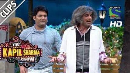 Doctor Gulati(Sunil Grover)is back to Kapil Sharma Show Exclusive