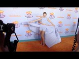 Chloe Lukasiak 2017 Kids' Choice Awards Orange Carpet