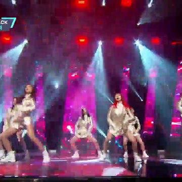 Dreamcatcher - Good night comeback stage 2017.04.06 @Mnet