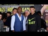 Bernard Hopkins vs. Joe Smith Jr. Full Final Press Conference video - Hopkins vs. Smith