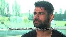 """Diego Costa """"N'Golo Kanté est notre cœur, notre poumon !"""""""