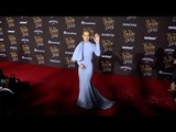 """Celine Dion """"Beauty and the Beast"""" World Premiere Red Carpet"""
