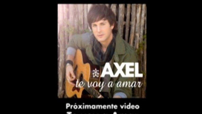 Axel - Te Voy A Amar (Audio)
