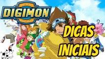 TAMER FRONTIER ( Digimon TRI - Tamer Crusade ) - Dicas Iniciais
