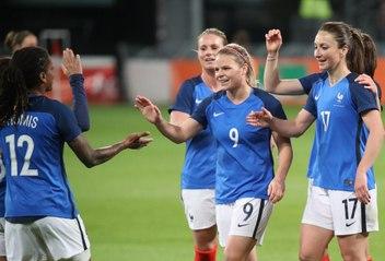 Pays-Bas-France Féminines, 1-2 : les buts