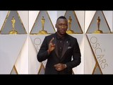Mahershala Ali 2017 Oscars Red Carpet
