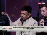 BT: Benefit concert para kay Rico J. Puno, star-studded