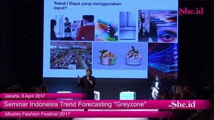 """Seminar Indonesia Trend Forecasting 2017/2018 """"Greyzone"""" - Muslim Fashion Festival (15)"""