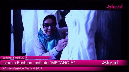 "Fashion Show ISLAMIC FASHION INSTITUTE ""METANOIA"" - Muslim Fashion Festival (16)"