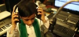 Pakistan Air Force - PAF - A little Boy Singing a song for PAF