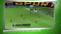 Le but sensationnel du Sport Recife après trois gestes acrobatiques