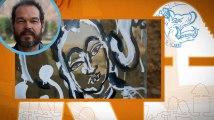 """Mémoire de Bamiyan, ep. 5 : """"J'ai essayé de reproduire les peintures détruites par les Talibans"""""""