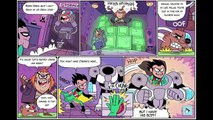 Teen Titans Go | Channel Crashers | Cartoon Network Games
