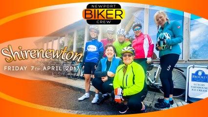 Newport Biker Crew - Shirenewton - 7th April 2017