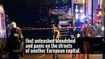 Stockholm Truck Attack Kills 4; Terrorism Is Suspected -