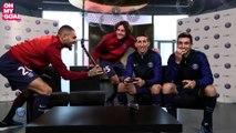Les joueurs du PSG s'affrontent sur FIFA 17