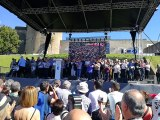 """Bayonne : Rassemblement Populaire avec les """"artisans de la paix"""""""