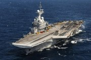 The power of an aircraft carrier CVBG - French Navy Charles de Gaulle Documentary Marine Nationale - Le porte avion Charles de Gaulle documentaire