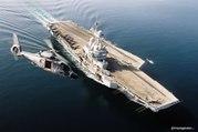 Aircraft Carrier - The French Charles de Gaulle Presentation - Porte avion Portaerei francese - Documentario Documentaire
