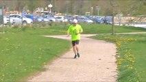 Marathon de Paris 2017 : un greffé sur la ligne de départ - Marathon