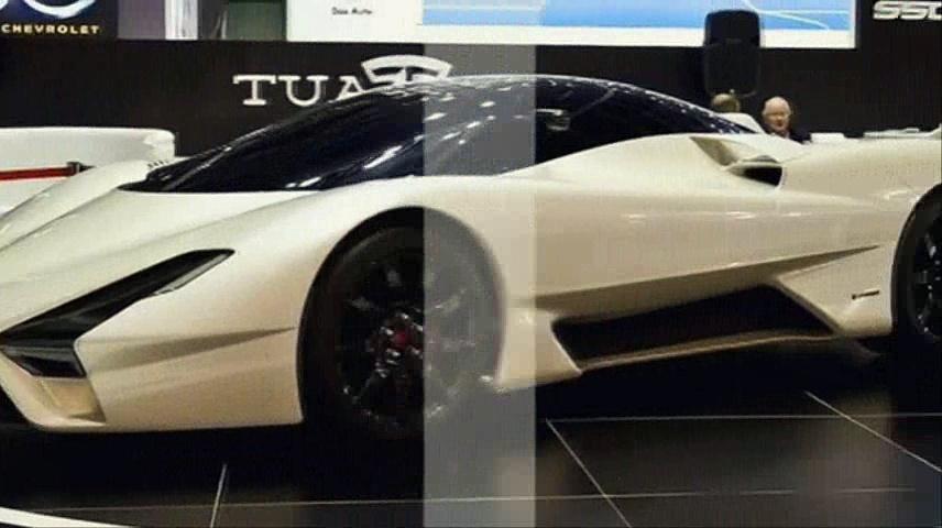 SSC Tuatara  – American Sports Car