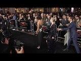"Julianne Hough Grabs Nina Dobrev's Butt ""xXx: Return of Xander Cage"" Premiere"