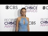"Jordana Brewster ""People's Choice Awards"" 2017 Press Room Red Carpet"