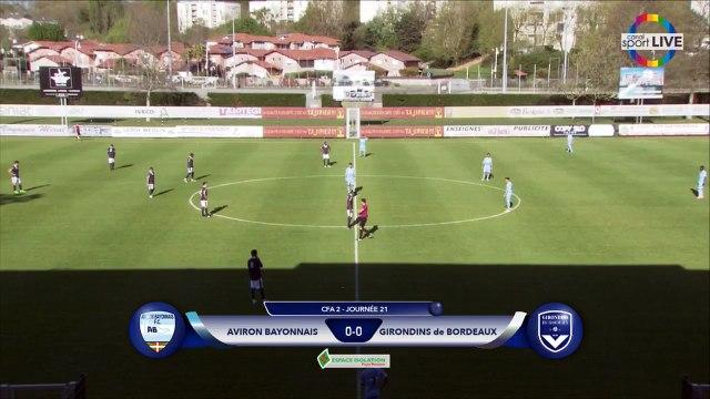 AVIRON BAYONNAIS FC vs  GIRONDINS DE BORDEAUX (B) - J21 - CFA2 (groupe H) - Samedi 8 avril 2017 - 18h (13)