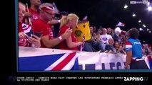 Coupe Davis : Yannick Noah fait chanter les supporters français après la victoire des Bleus