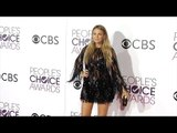 """Blake Lively """"People's Choice Awards"""" 2017 Red Carpet"""