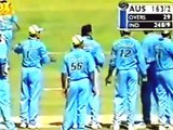 India vs Australia 2017 - Funny Cricket Run Out