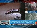 Mga kaanak ng lalaking napatay ng pulis sa Maynila, humingi ng tulong sa Napolcom