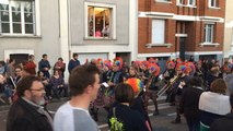 Défilé de nuit au carnaval de Cholet