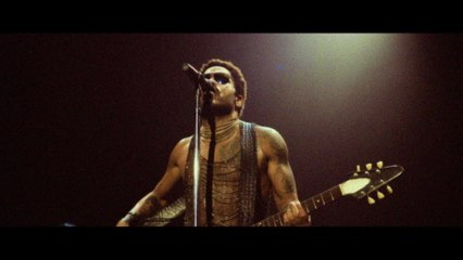 Lenny Kravitz - Live From The Bercy Arena, Paris / 2014
