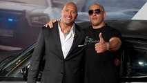 Vin Diesel Says Dwayne 'The Rock' Johnson is Known as 'Uncle Dwayne' in His House!