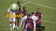 Clermont Foot - Nîmes Olympique (2-3)  - Résumé - (CF63-NIMES) / 2016-17