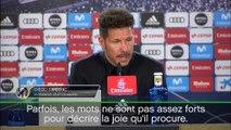 Atlético - Simeone évoque l'avenir de Griezmann