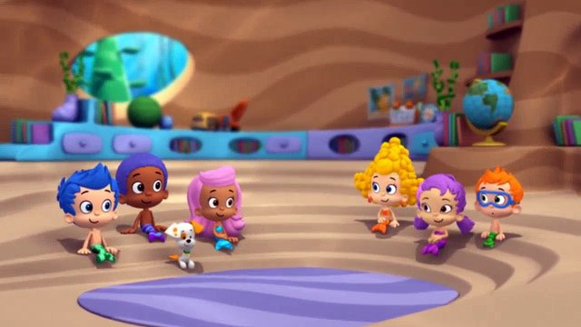 Bubble Guppies S03E10 Good Morning Mr Grumpfish 720p WEBRip x264 AAC