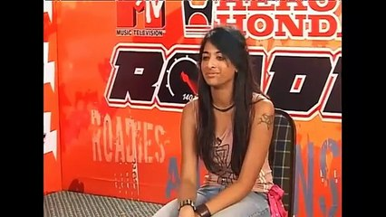 Bani J in Roadies 4 look her reply  audition
