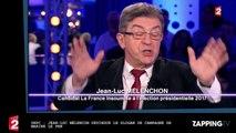 ONPC : Jean-Luc Mélenchon tacle violemment Marine Le Pen