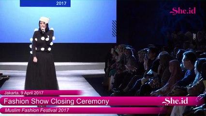 Fashion Show Closing Ceremony - Muslim Fashion Festival (24)