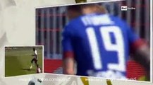 Marco Borriello Goal Cagliari 1 - 0 Torino SA 9-4-2017