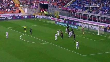 Gerard Deulofeu Goal HD - AC Milan 4-0 Palermo - 09.04.2017 HD