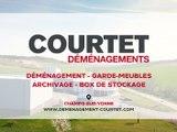 Courtet Déménagements, déménagement, archivage et garde-meubles à Champs-sur-Yonne.